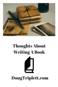 Wanting To Write A Book