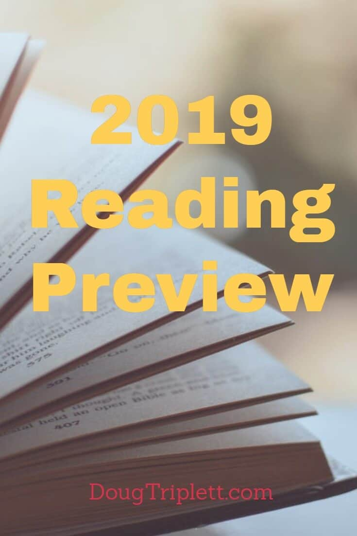 Theology Reading List 2019